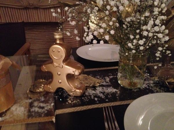 sweet_table_deco_bonhomme_pain_épice_or_vase_glitter