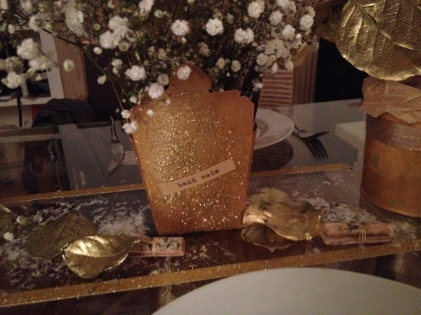 table_deco_glitter_diy_vase_boite_kraft_handmade
