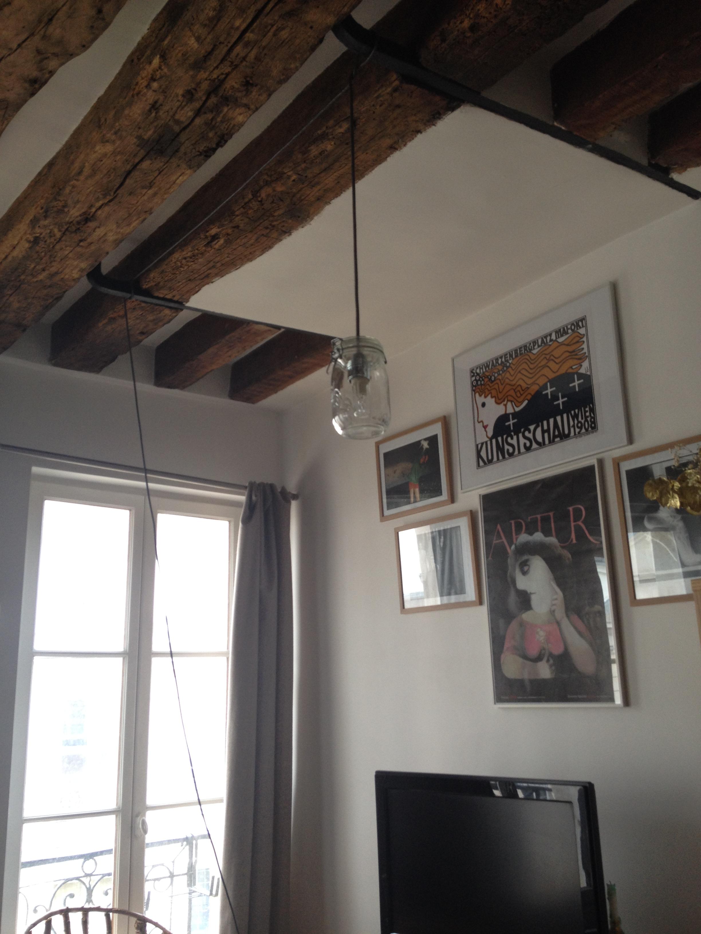 deckenlampe schlafzimmer diy traumhaus design. Black Bedroom Furniture Sets. Home Design Ideas